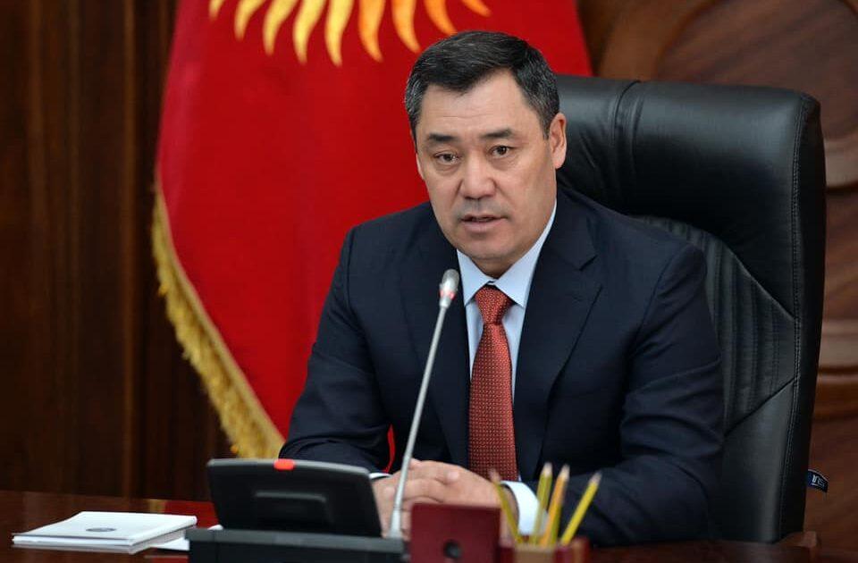 Садыр Жапаров «революционерлерге» кайрылды