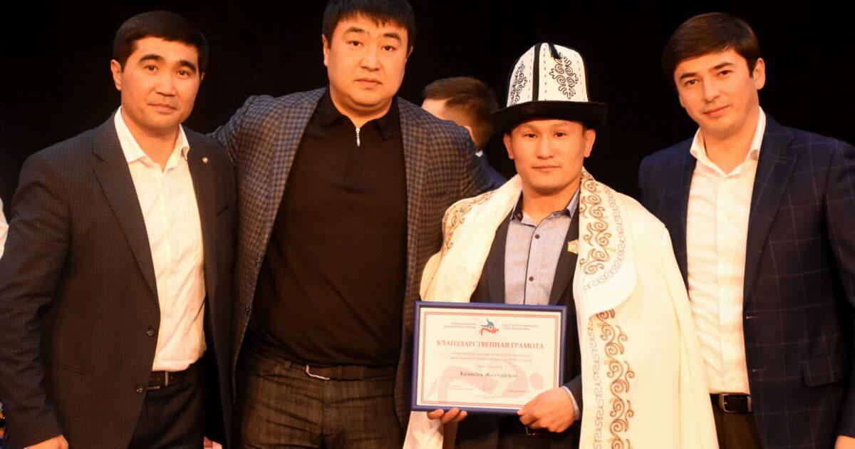 Чемпион Азии по греко-римской борьбе Каныбек Жолчубеков завершил спортивную карьеру