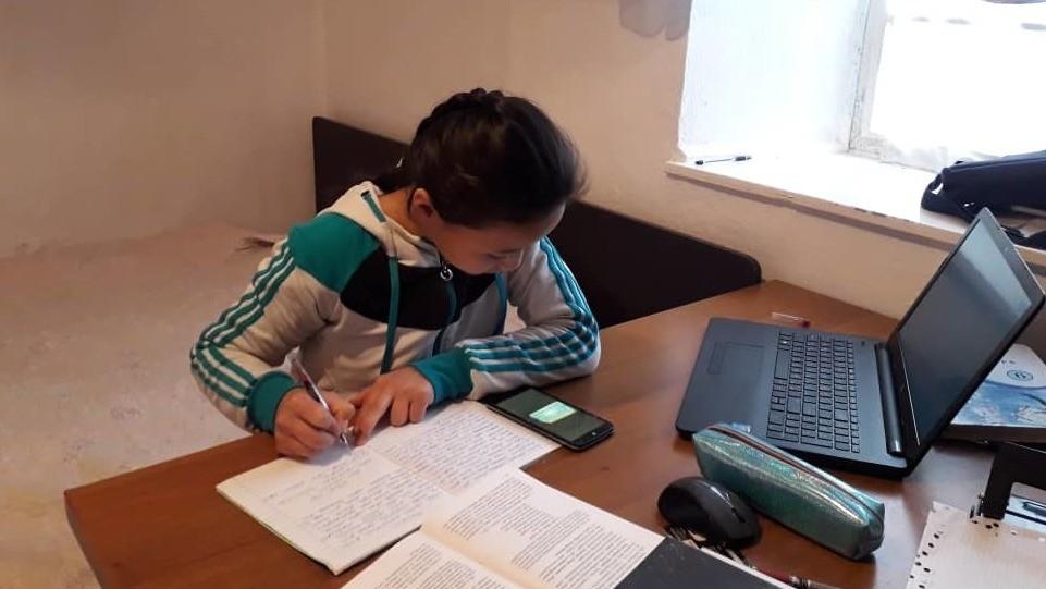 Бишкектеги мектептер окуусун онлайн режимде улантат