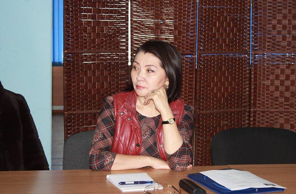 Нуркамал Асканова Президенттик Аппараттын маалыматтык саясат бөлүмүнүн башчысы болуп дайындалды