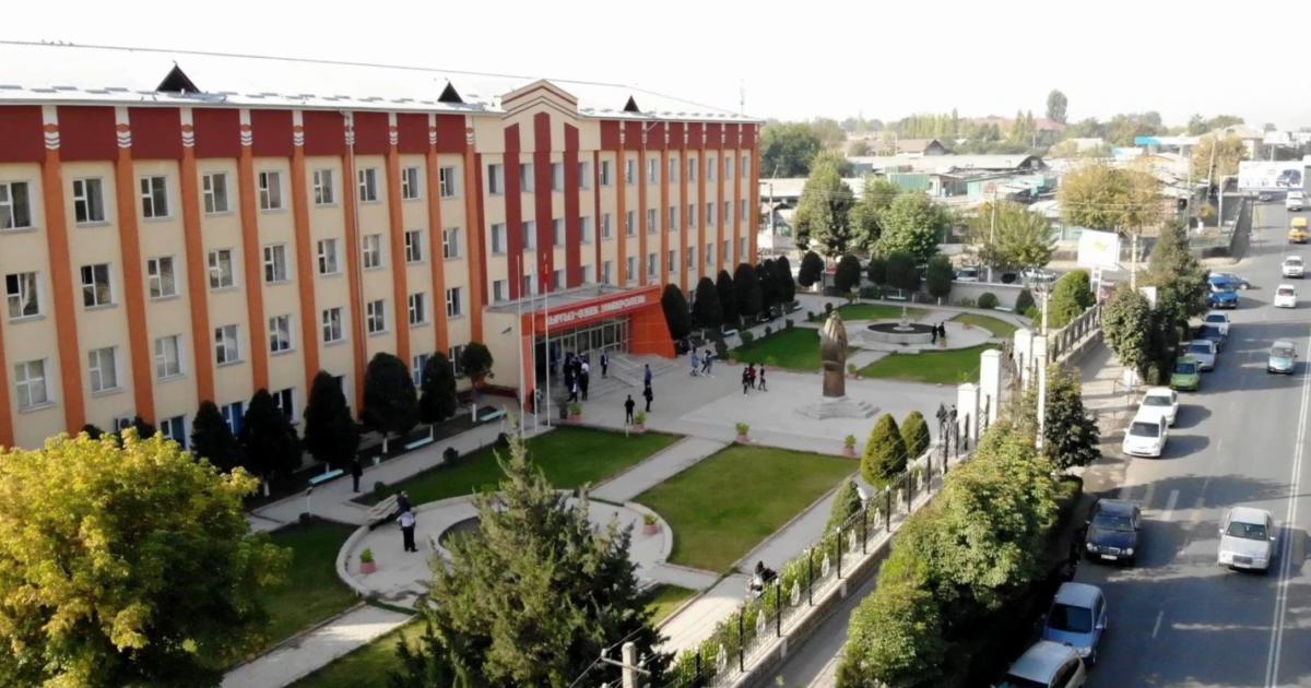 Оштогу Кыргыз-Өзбек университетинин аталышы өзгөрдү