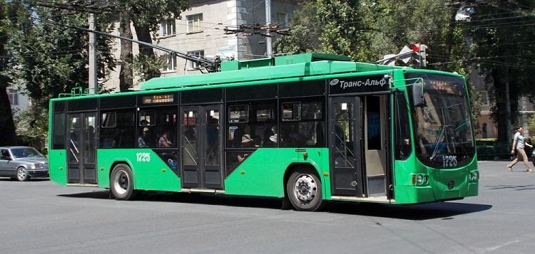Бишкек: Мэрия троллейбус айдоочуларын издейт