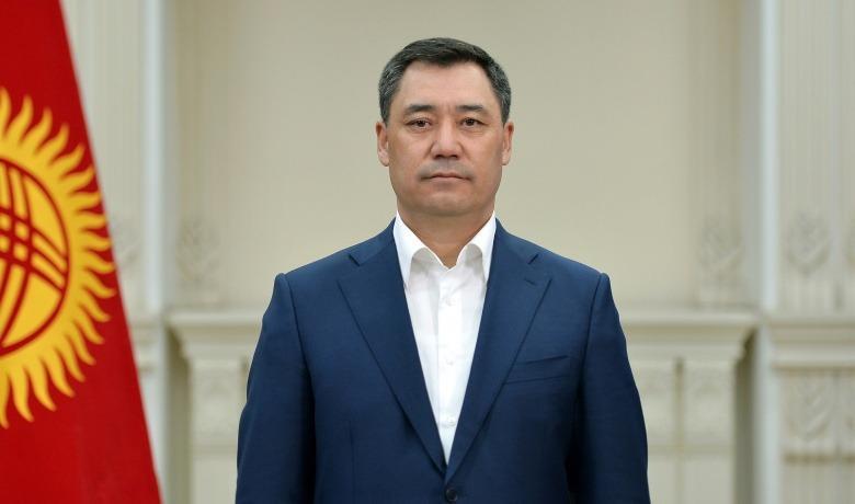 Садыр Жапаров кыргызстандыктарды туу күнү менен куттуктады