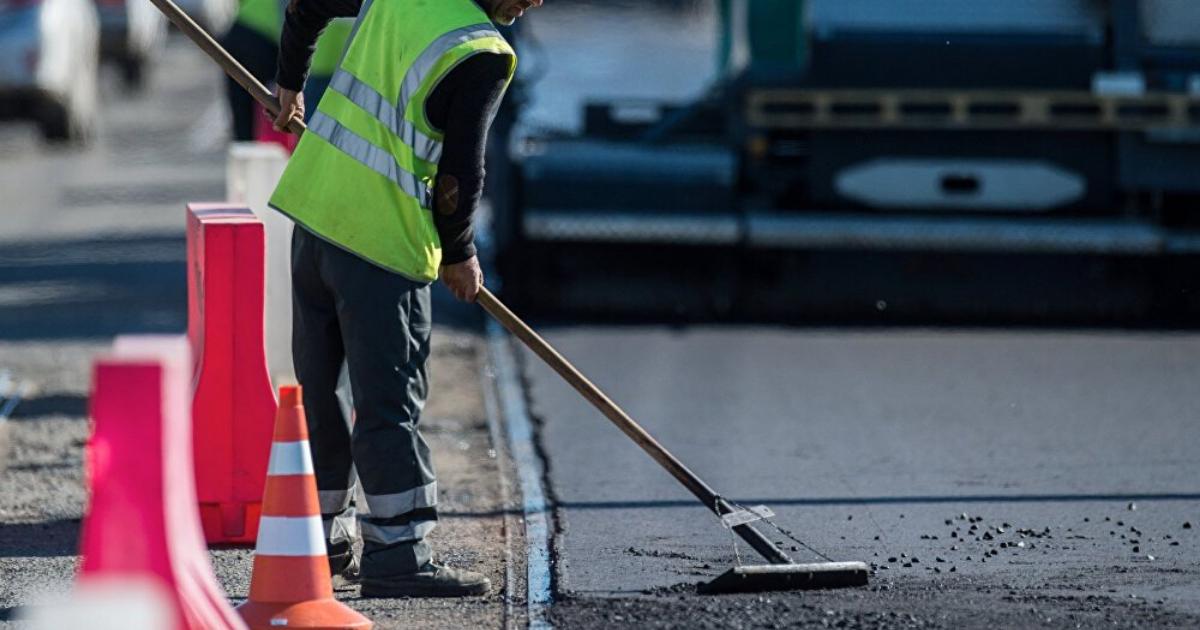 В Бишкеке на ремонт закрыты 32 улицы