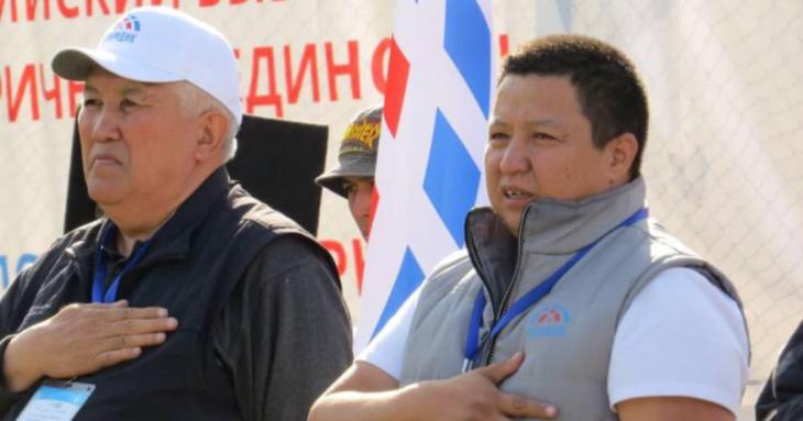 «Биримдиктен» депутаттыкка талапкер Талас облусундагы жаңы ыйгарым укуктуу өкүл болду