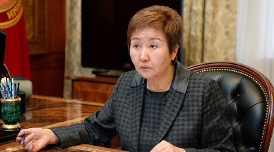 Жогорку Сот: Гүлбара Калиева Тартип комиссиясынын ишин создуктурган жок