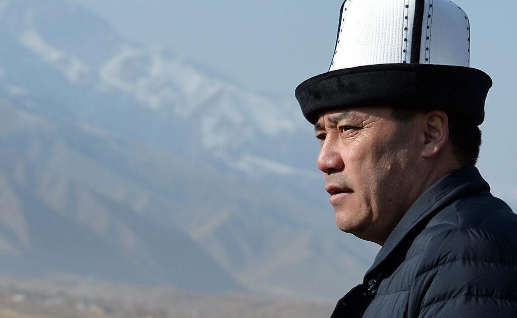 Садыр Жапаров: Аккалпак кыргыз баласынын башынан түшпөсүн