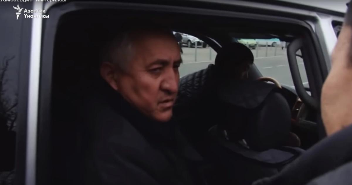 УКМК Жалил Атамбаевди кармады
