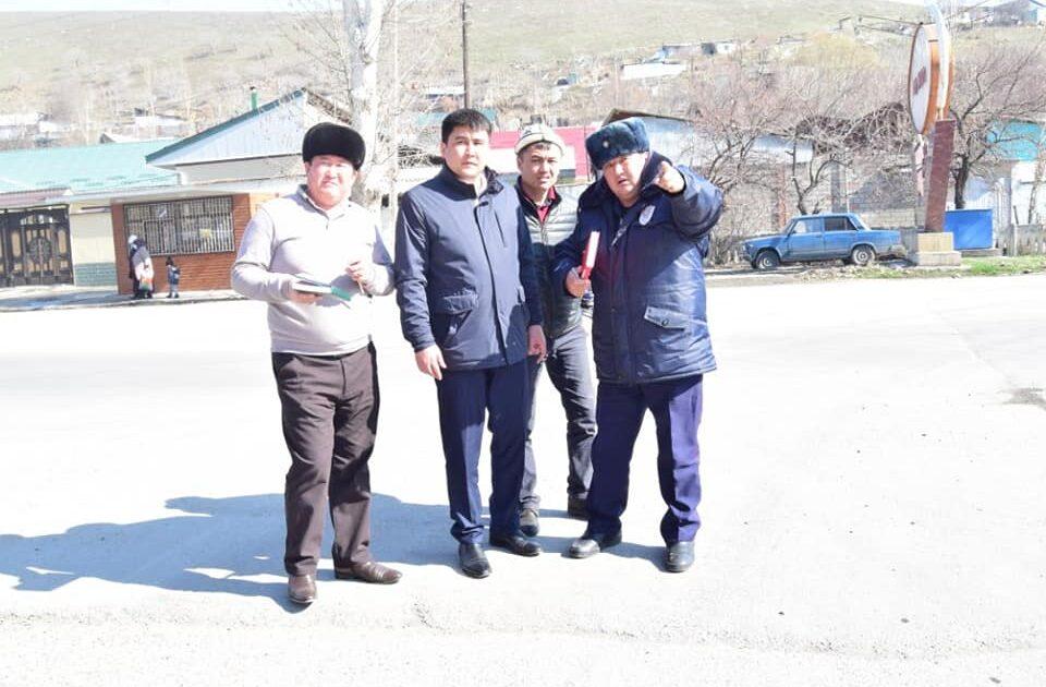 """""""Коопсуз шаар"""" долбоору Жалал-Абадда ишке киргизилет"""