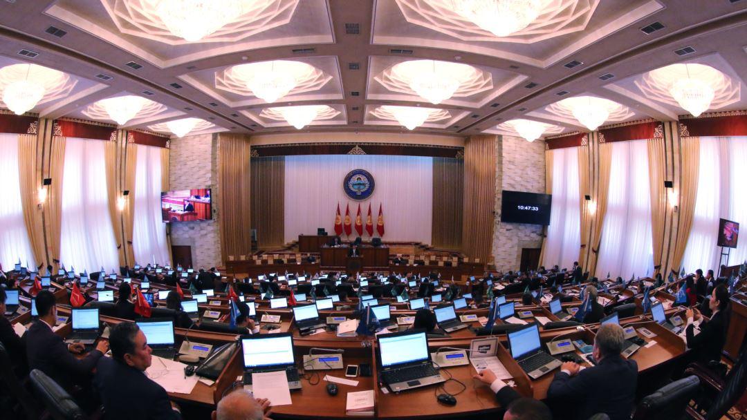 Жогорку Кеңешке жаңы эки депутат келет