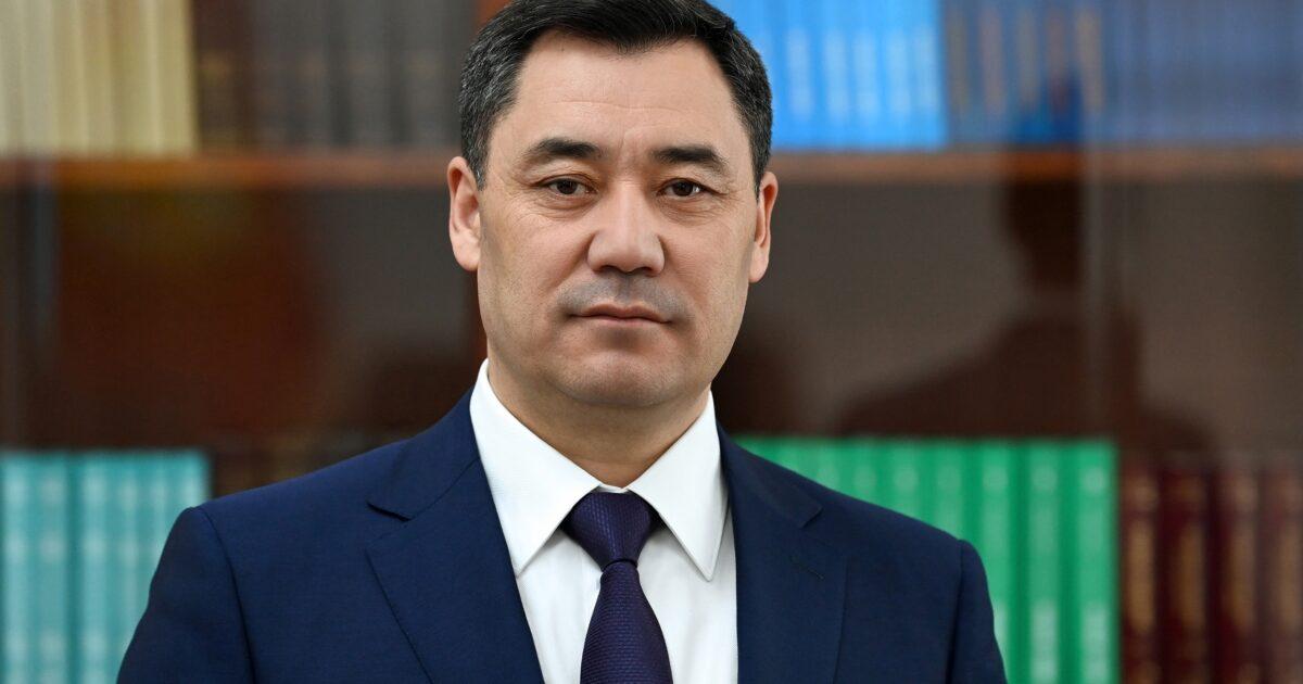 Жапаров: 7-апрелде кыргыз калкы бийликтин ээси экендигин дүйнөгө даңазалады