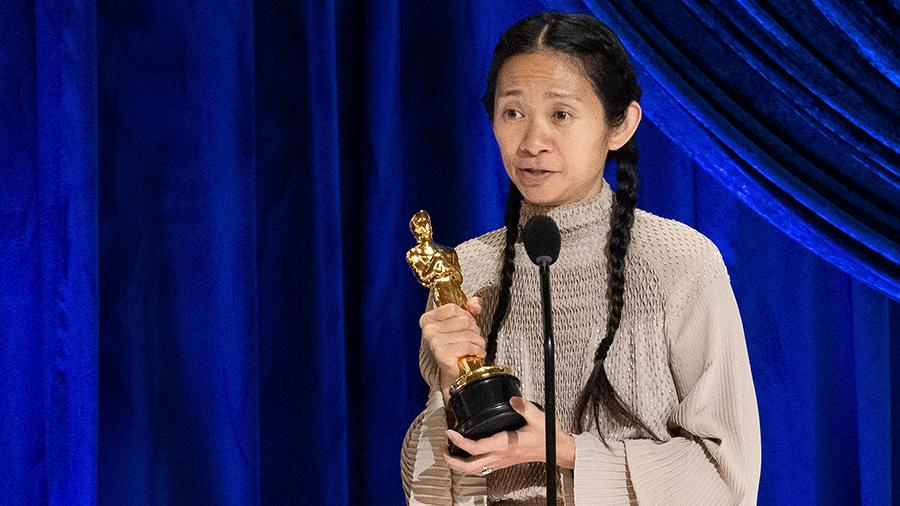 """Оскар» сыйлыгын ""Көчмөндөр жери"" тасмасы алды"