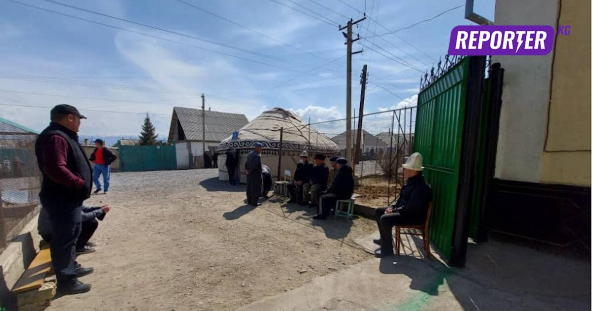 Өлүм коштогон ала качуу: Айзада бүгүн Балыкчыда жерге берилет
