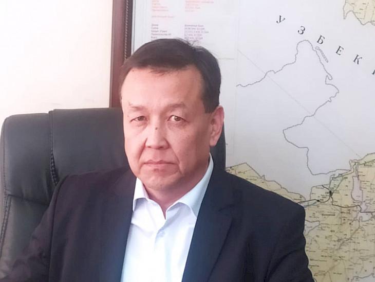 Алмаз Тургунбаев Транспорт министрлигинин жамаатына тааныштырылды