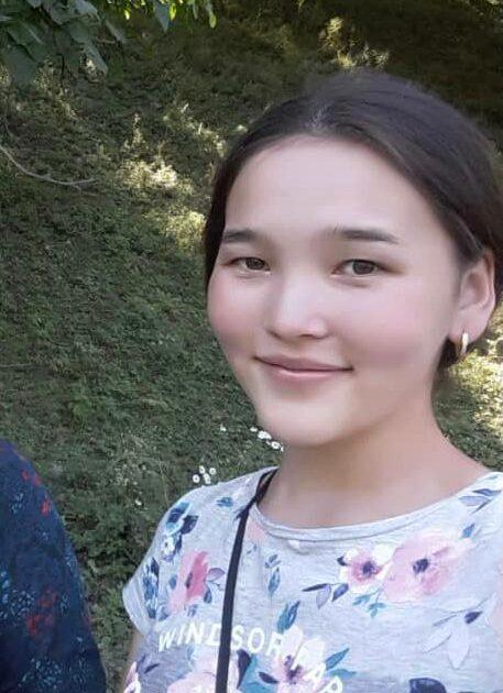 Бишкекте 18 жаштагы кыз дайынсыз болууда