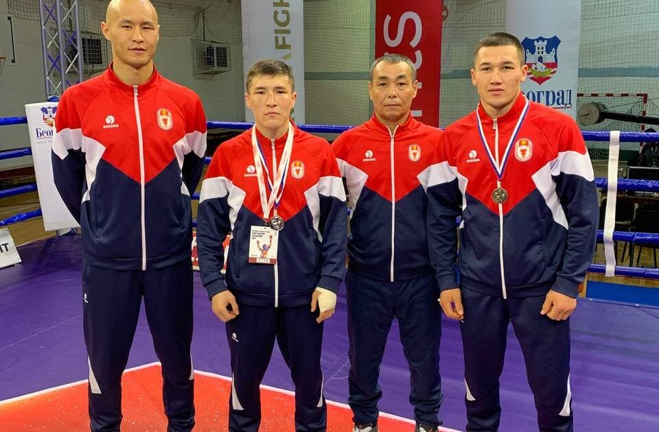 Кыргыз мушкерлери эл аралык турнирде 3 медаль утту