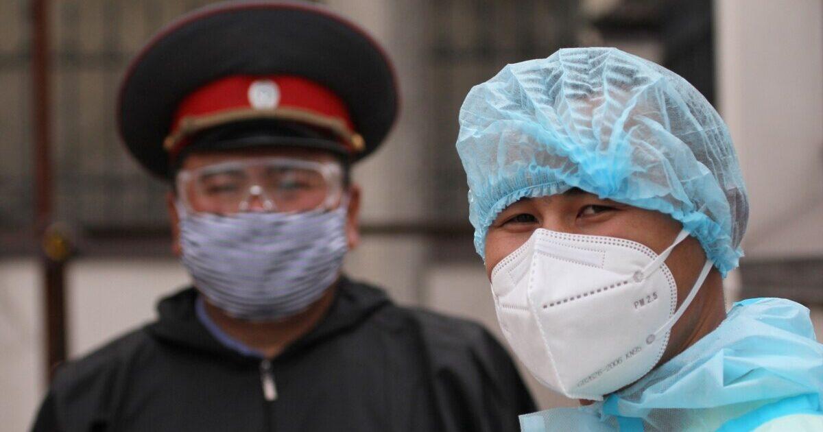 Бишкекте эпид кырдаал курч, бейтаптар үчүн кошумча орундар даярдалууда