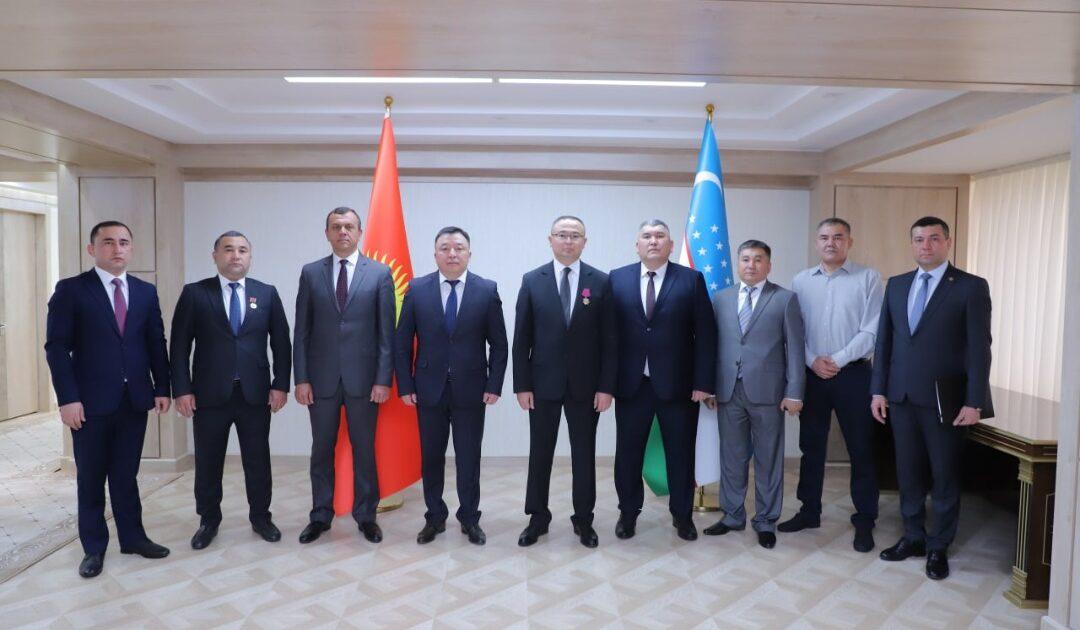 ИИМдин делегациясы Өзбекстанга иш сапар менен барды