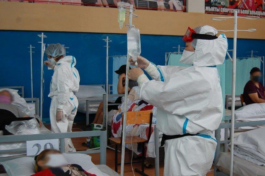22-май: Коронавирус 308 адамдан аныкталып, 8 бейтап каза болду