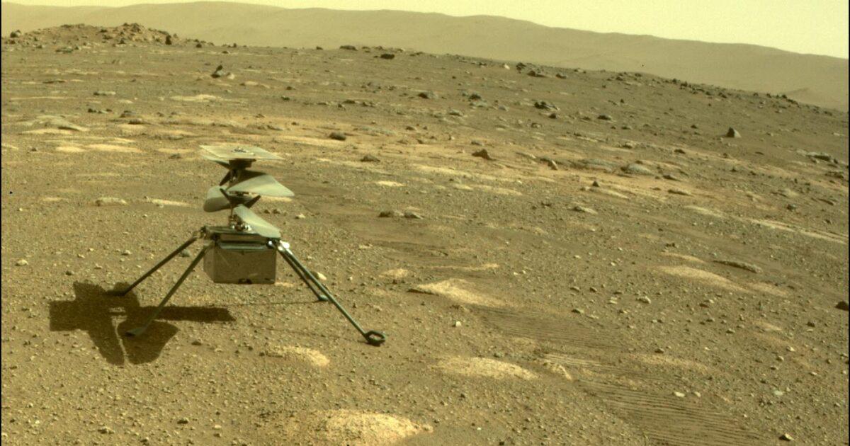 NASA алгачкы тик учагы Марста качан учарын айтты