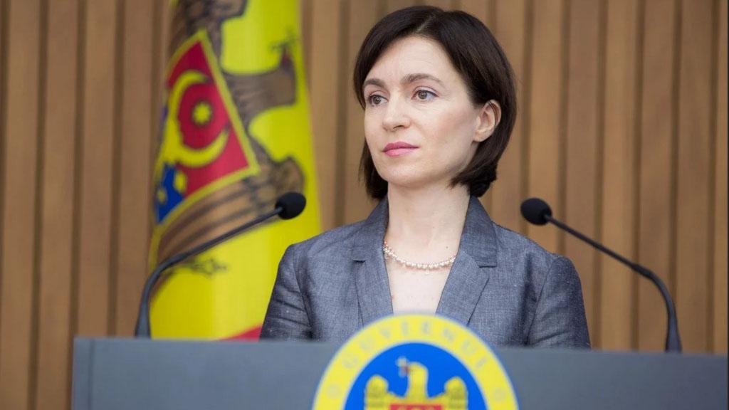 Молдованын президенти Майя Санду парламентти таркатуу жөнүндө жарлыкка кол койду