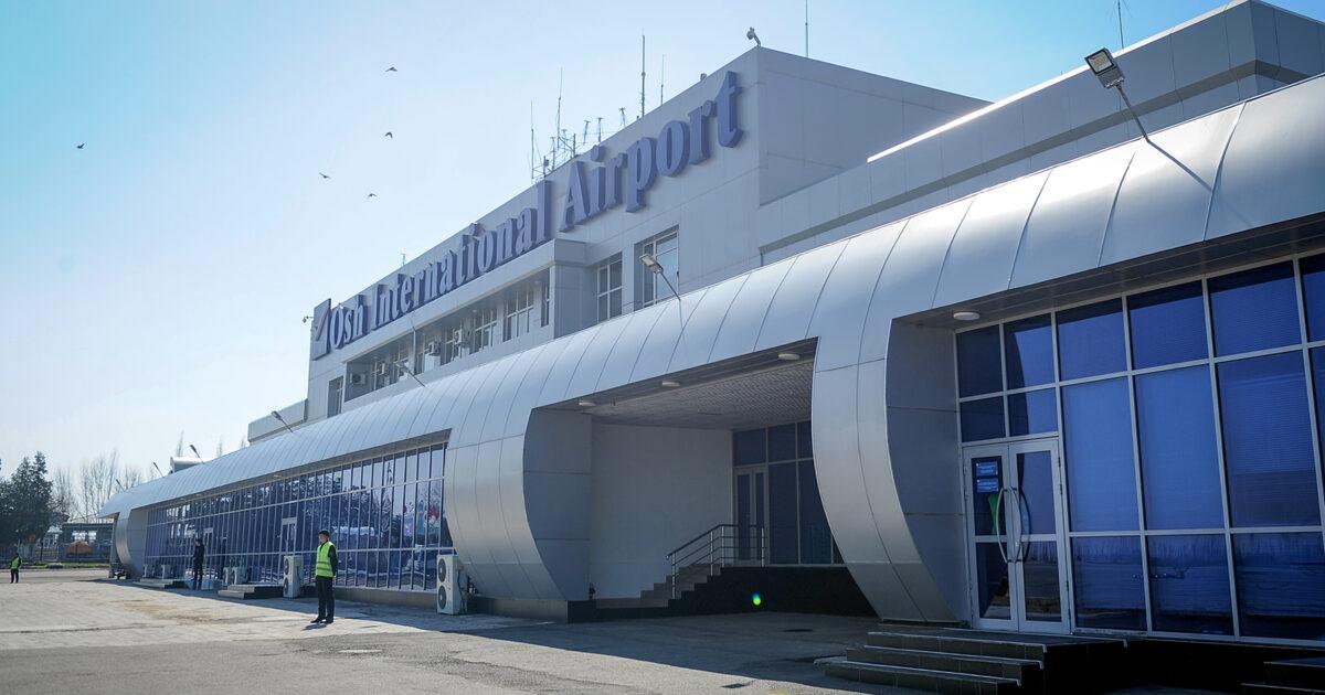 Ош-Стамбул авиакаттам ачылат