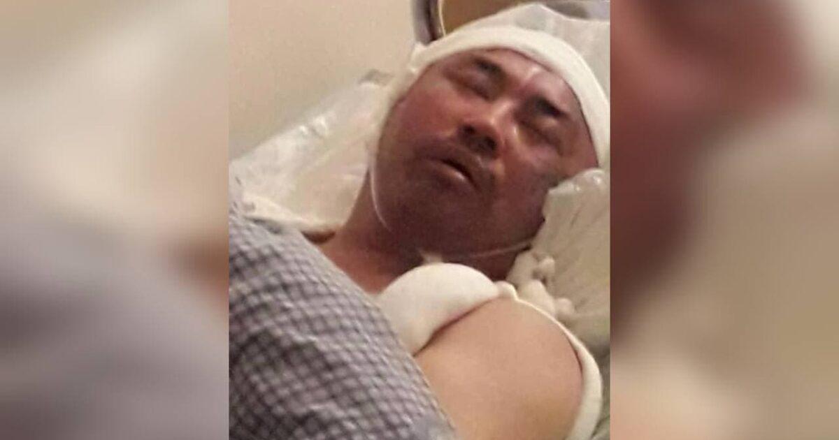 Экс-сотрудник МВД Марат Рысалиев попал в ДТП. Родные просят о помощи