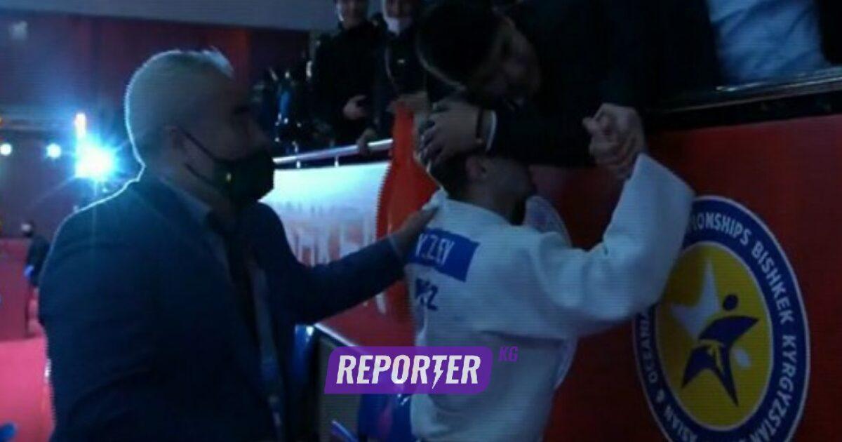 Кыргызстанец впервые в истории страны завоевал золото чемпионата Азии по дзюдо