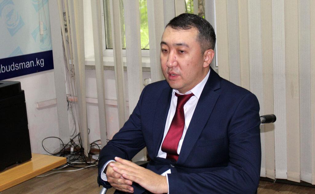 В Кыргызстане проживают более 200 тысяч инвалидов