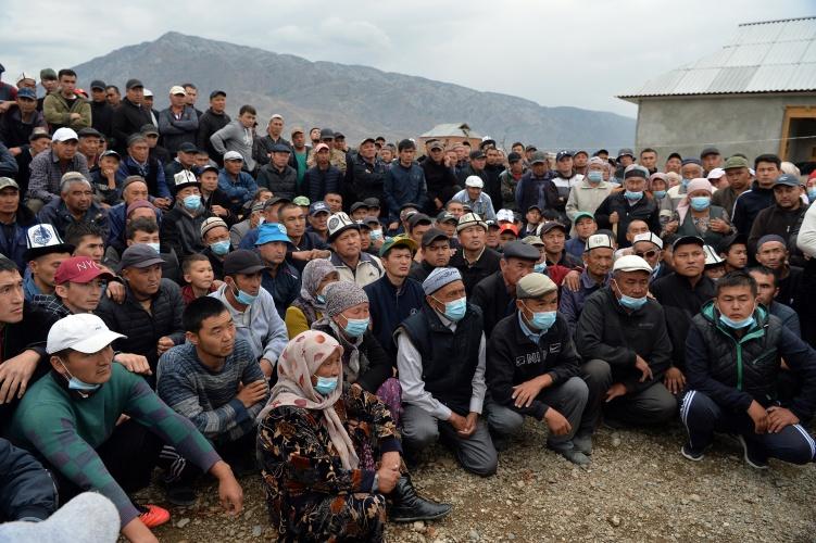 Ситуация на границе. Дети пострадавших пройдут реабилитацию на Иссык-Куле