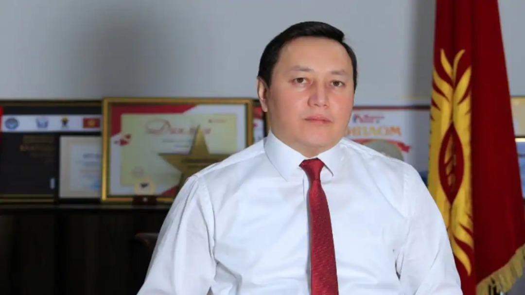 Задержан Жениш Молдокматов