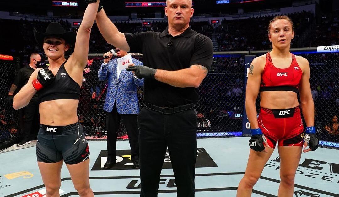 Антонина Шевченко UFC 262 турниринде жеңилип калды