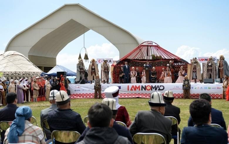 На Иссык-Куле открылась туристическая выставка «Я кочевник»
