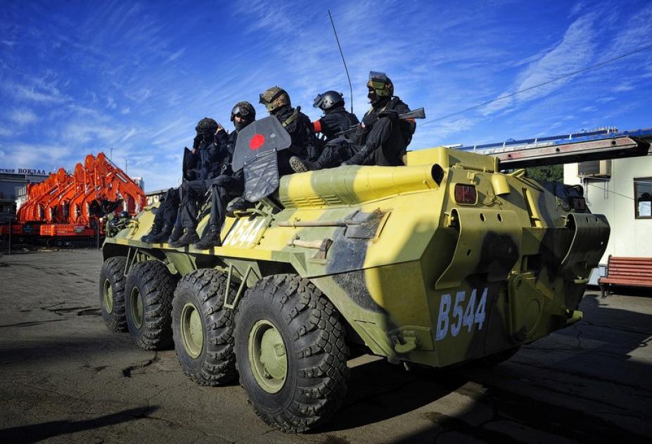 Орусия Тажикстанга армиясын модернизациялоого көмөктөшөт