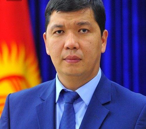Президент министрлер кабинетинин төрагасынын биринчи орун басарын дайындады