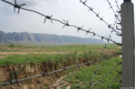 Кыргыз-тажик чек арасынын Чоң-Алайдагы бөлүгүндө абал туруктуу