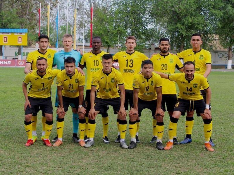 Ошский «Алай» крупно проиграл на старте Кубка АФК по футболу
