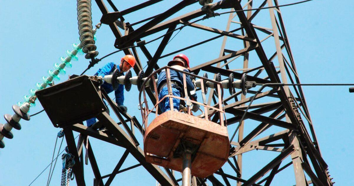 Бишкек менен Чүйдө электр берүү чубалгыларынын 10 367 обочолоткучу алмаштырылат