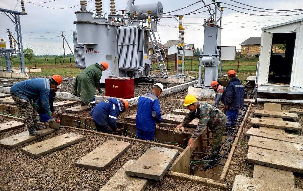 НЭСК: подготовка оборудования к осенне-зимнему периоду проходит в срок