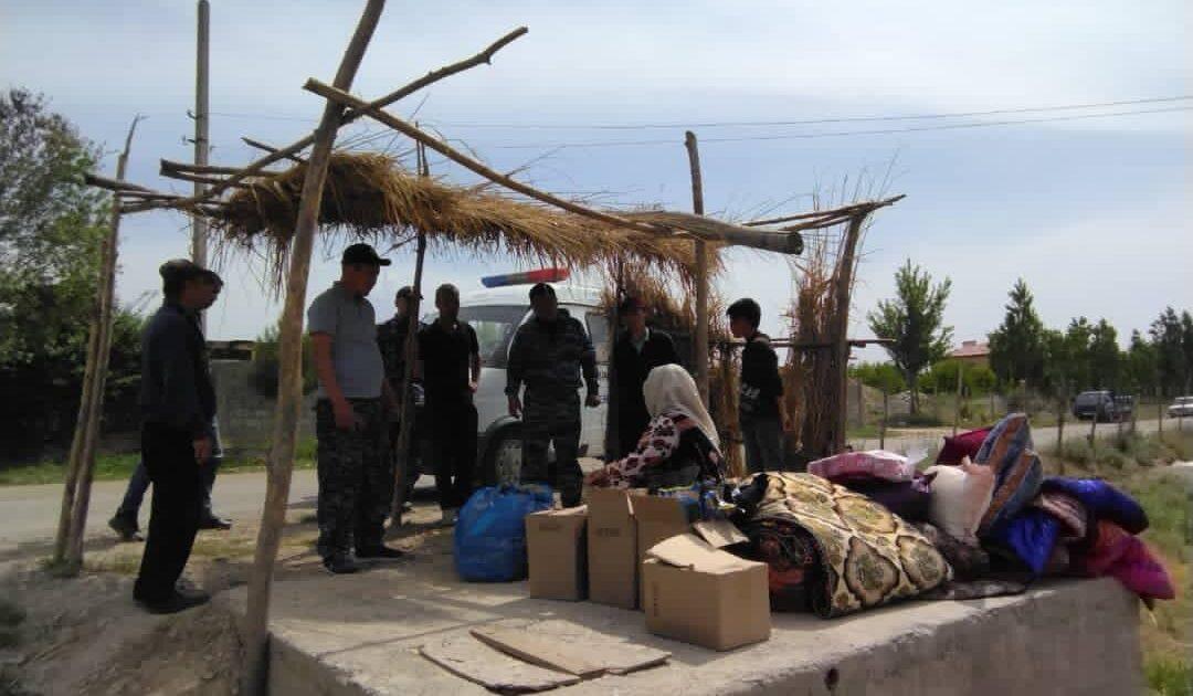 ИИМ: Кыргыз-тажик чек арасында абал туруктуу
