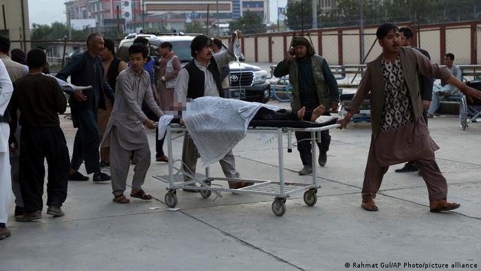 Кабулдагы жардыруудан 53 адам каза болду