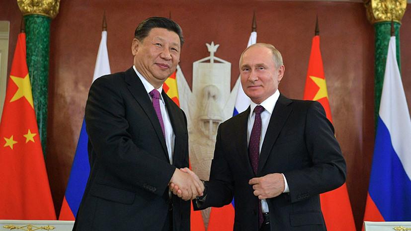 Орусия менен Кытай өзөктүк долбоорду бирге ишке ашырат