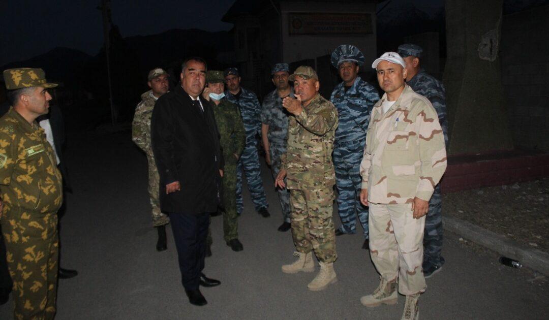 Кыргызстандыктарды сабаган тажик тургундары мыйзам чегинде жазаланат