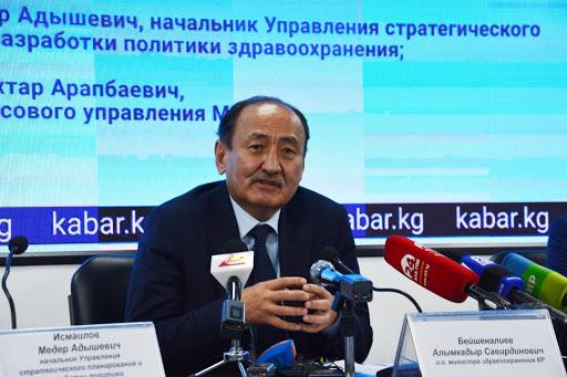 Кыргызстанда коронавирусту уу-коргошун менен дарылоо токтоду