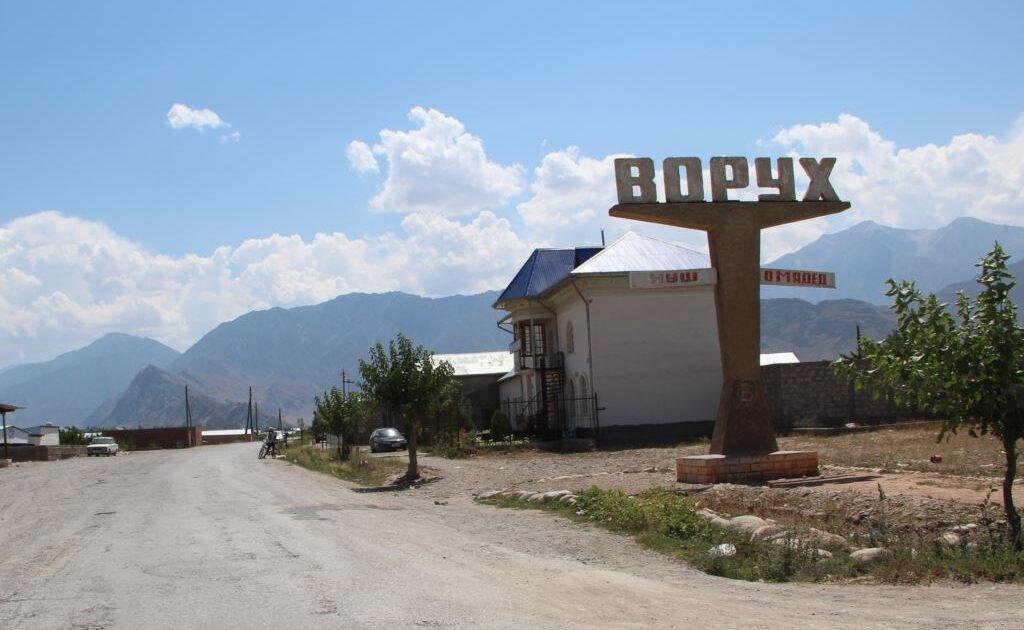 Ворух аркылуу жайлоодон келе жаткан үч кыргызстандык тажиктер тарабынан сабалды