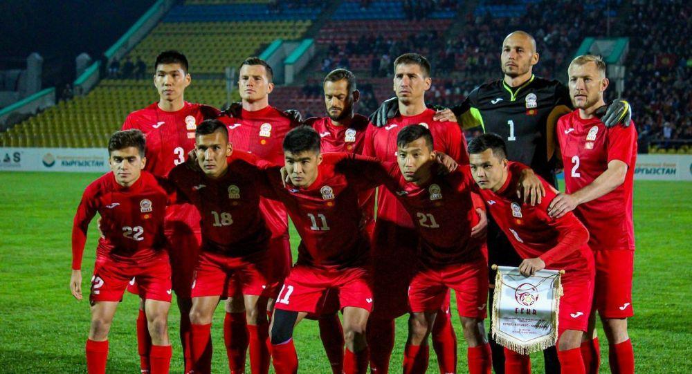 Сборная Кыргызстана сыграет с командой Мьянмы без вратарей