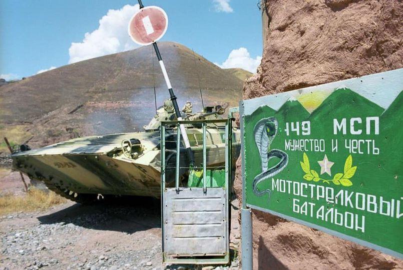 Таджикистан получит недвижимость Российской военной базы