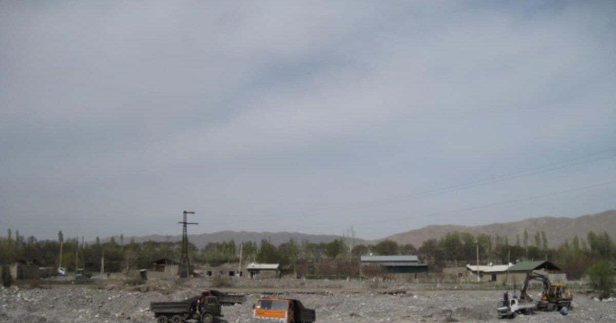 Перестрелка на границе. Таджикистан сообщил об одном пострадавшем
