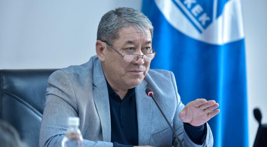 Бактыбек Кудайбергенов назначен управляющим делами президента