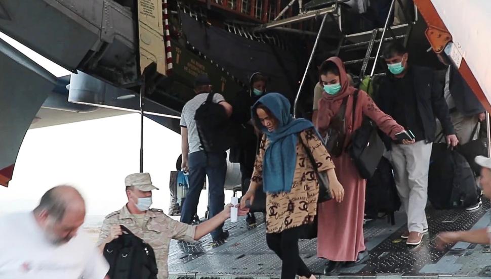 Орусия Ооганстандан 22 тажик жаранын эвакуациялады
